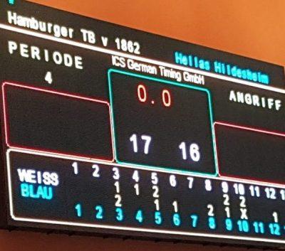 Wasserball 2. Liga HTB62 gegen Hellas Hildesheim