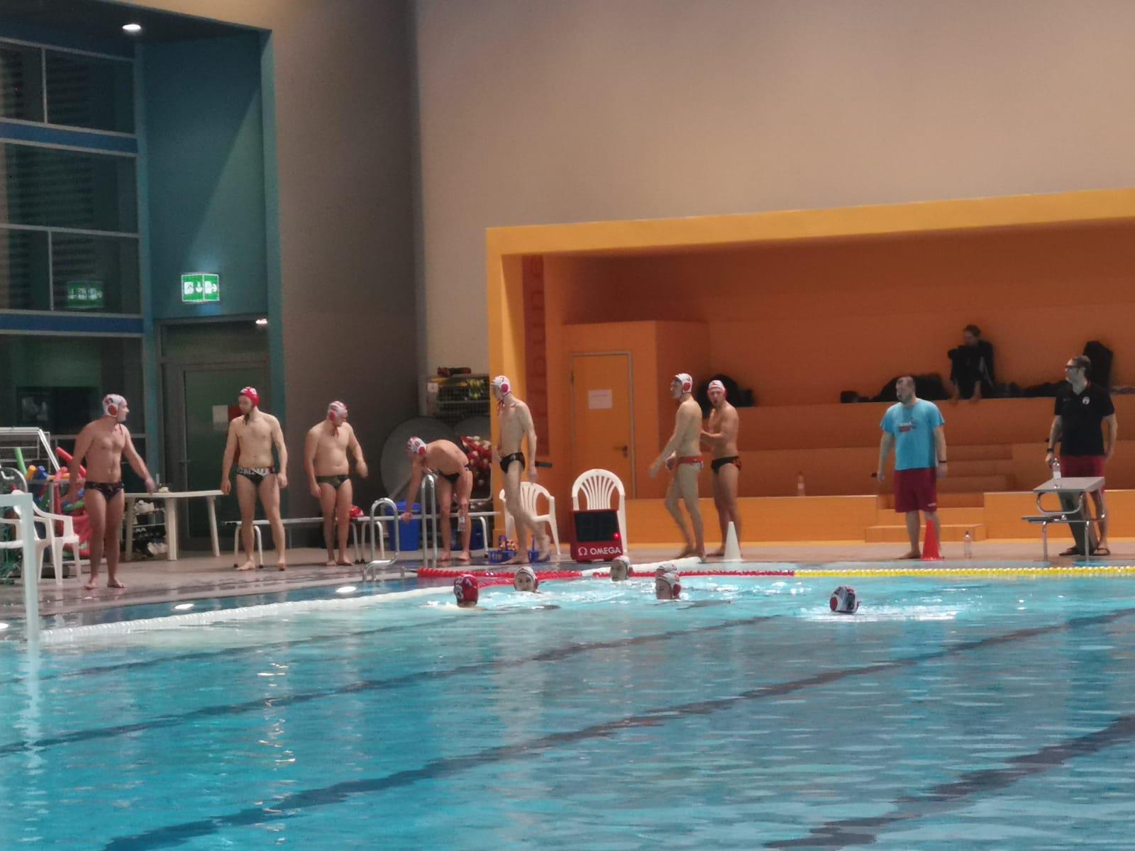 Auftaktspiel 2. Liga Wasserball HTB62 - SV Poseidon