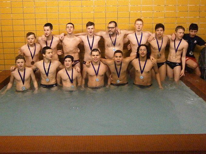 NSV U16 Pokal-Finale 2020 HTB62 - White Sharks Mannschaftsfoto