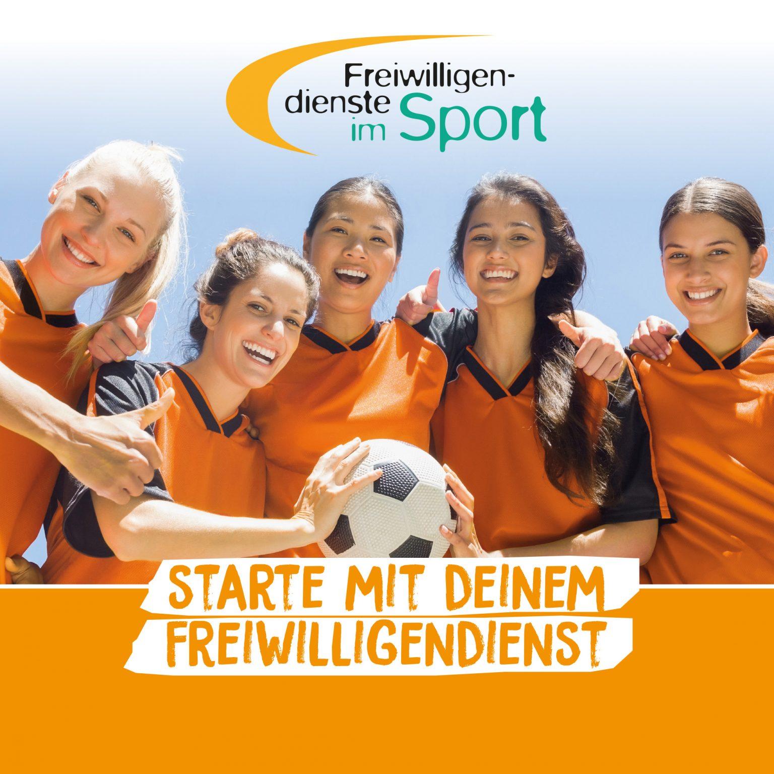 Mache jetzt ein Freiwilliges Soziales Jahr im Sport beim HTB62
